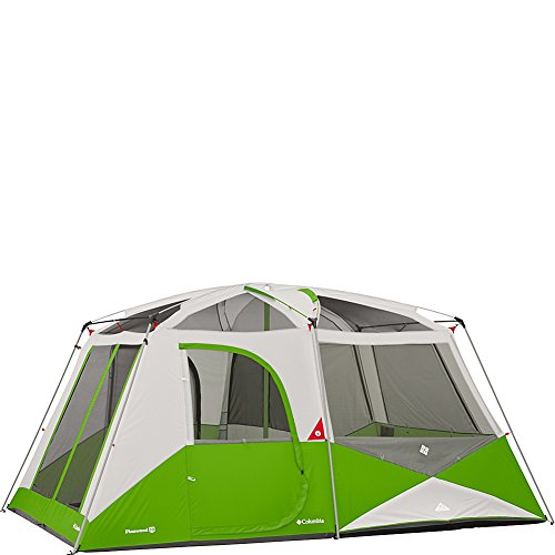 Columbia Sportswear Pinewood 10 Person Cabin Tent (Fuse Green)
