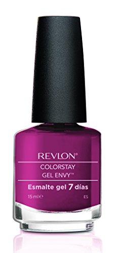 Revlon Colorstay Gel Envy Esmalte de Uñas Tono 109 Rojo Flash - 15 ml
