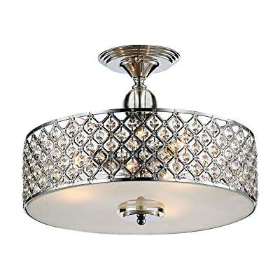 Modern Rain Drop LED K9 Crystal Chandelier Pendant Light Dining Room Lighting US