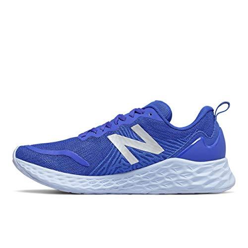 New Balance Women's Fresh Foam Tempo V1 Running Shoe, Cobalt/Frost, 11 Wide