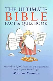 Ultimate Bible Fact & Quiz Book