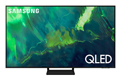 SAMSUNG 65-inch Class Q70A Series – QLED 4K UHD Smart TV with Alexa Built-in (QN65Q70AAFXZA, 2021 Model)