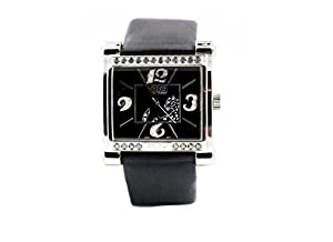 Effy Panther Daimond 0.77 Tcw. Black Dial Ladies Watch #Z00Z131D10 image