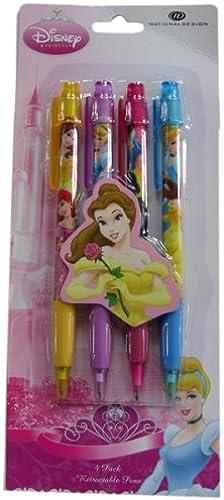Disney Prinzessinen Stifte - 4 Stück