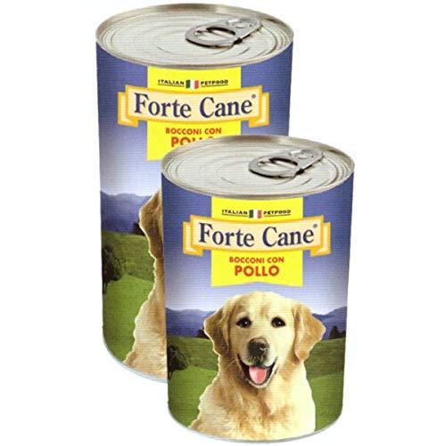 Forte Cane BOCCONI con Pollo per Cane da 1250 gr
