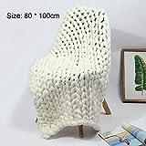 Zoom IMG-1 macabolo coperta lavorata a maglia