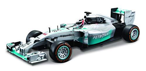 RC Auto kaufen Rennwagen Bild 2: Maisto Tech R/C Mercedes AMG Petronas F1 W05 Hybrid: Ferngesteuertes Auto