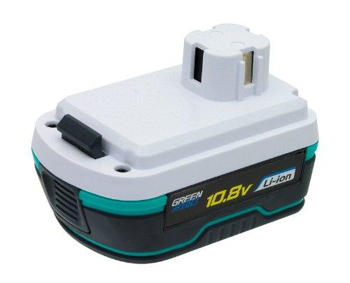 高儀 GREEN ART 10.8V専用バッテリーパック BP-1002Li...