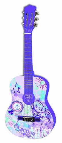 Violetta Guitara Clásica De 6 Cuerdas, Multicolor (Lexibook K2000VI)