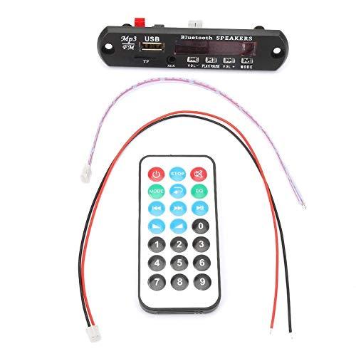 Tarente 12 V draadloze USB TF-kaartdecoder board-audiomodule met afstandsbediening voor autoradio