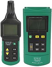 Wire Tracker, Professionele telefoonkabelzoeker, Ondergrondse leidingdetector, Draagbare kabeldetectorzoeker, Elektrische circuits, pijpleidingen, Zekeringen, Schakelaars, Kortsluitingszoeker