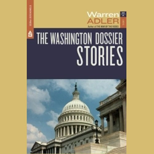The Washington Dossier Stories audiobook cover art