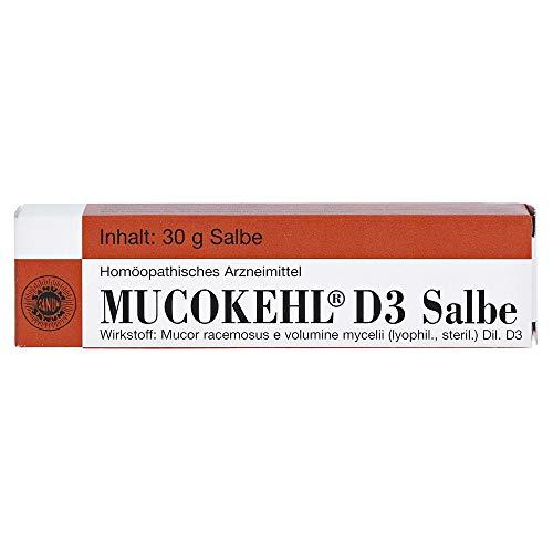 MUCOKEHL D3 Salbe, 30 g Salbe