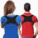 Posture Corrector for Women Men - Posture Brace USA Designed - Adjustable Back Straightener - Comfortable Posture Trainer for Spinal Alignment and Posture Support