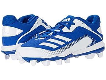 adidas Boy s EG8936 Baseball Shoe Royal Blue/White/White 1.5 Little Kid