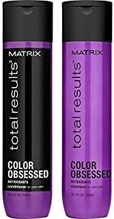 Matrix Total Results Color Obsessed Shampoo And Conditioner (300ml)