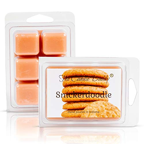 Snickerdoodle Cookie Maximum Scented Wax Melts- 2 oz- 6 Cubes