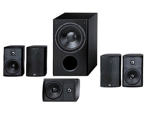 Canton Movie 25-XL Lautsprecher-System schwarz