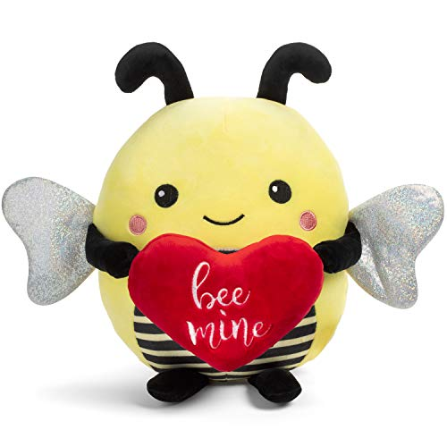 Valentines Day Stuffed Animals  Large 10quot Size  Bee Mine Valentines Stuffed Animal  Valentines Day Stuffed Animals for Kids