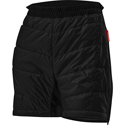 LÖFFLER Damen Thermoshorts Primaloft Mix 19488 - Thermoshorts für Damen