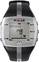 Power Systems Polar FT7 Heart Rate Monitor, Exercise Training Watch, Black/Silver (92018)
