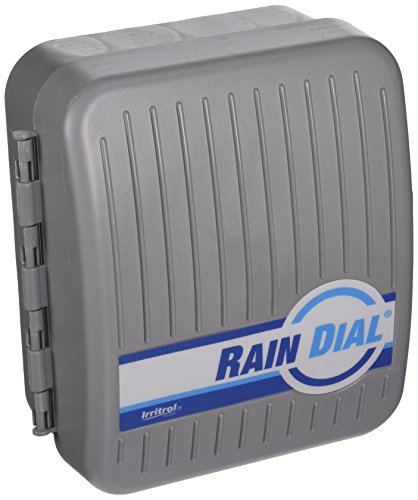 Irritrol Rain Dial RD600-INT-R 6 Station Indoor Irrigation Controller