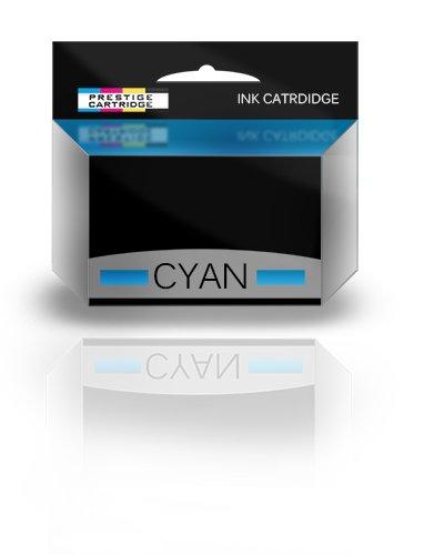 Prestige Cartridge Cian Compatible 502XL Cartucho de Tinta para Epson Expression Home XP-5100 XP-5105 XP-5115 Workforce WF-2860DWF WF-2865DWF