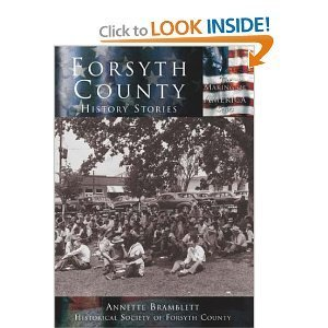 Forsyth County: An Album From the Garland Bagley Collection - Book  of the Images of America: Georgia
