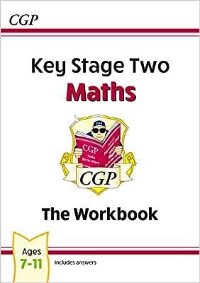 KS2 Maths Question Book (CGP KS2 Maths SATs) by Coordination Group Publications Ltd (Cgp)