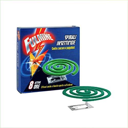 Palucart 240 spirali antizanzare per esterni super efficaci a lunga durata antizanzare spirale