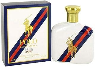 POLO BLUE SPORT by Ralph Lauren EDT SPRAY 4.2 OZ - MEN