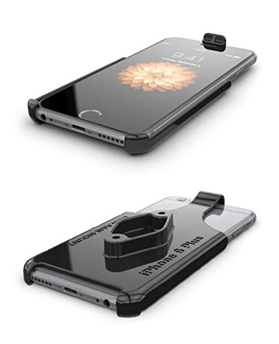RAM Model Specific Form-Fitted Cradle for the Apple iPhone 6 & 7 Plus WITHOUT CASE, SKIN OR SLEEVE