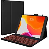 Best Keyboards For IPads - iPad 10.2 8th 7th Generation Case with Keyboard Review