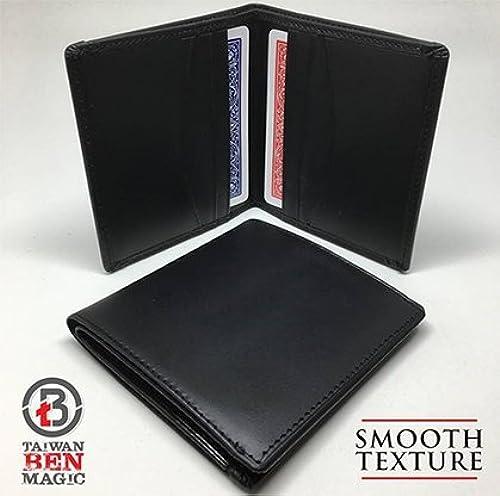 comprar mejor SOLOMAGIA TBS Wallet Reloaded (Smooth Texture) by Taiwan Ben - - - Close-Up Magic - Trucos Magia y la Magia - Magic Tricks and Props  diseños exclusivos