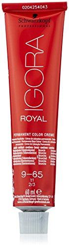 Schwarzkopf IGORA Royal Premium-Haarfarbe 9-65 extra hellblond schoko gold, 1er Pack (1 x 60 g)