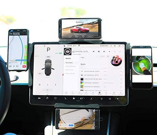 3Y Tesla Model 3 Magnetic Phone Holder Model Y Phone Mount