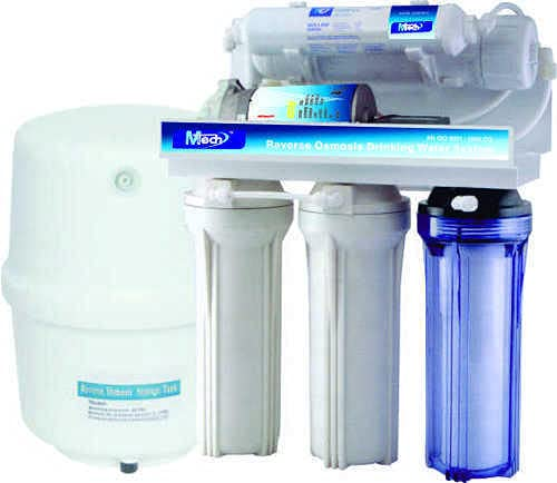 Mtech Reverse Osmosis FRP Domestic RO System, For Water Purification, Model Name/Number: Euro (utc)