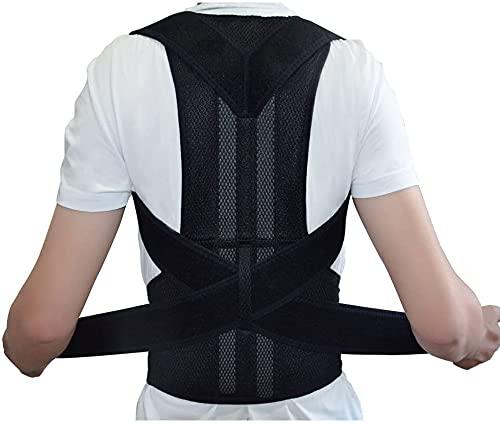 Korrekturgürtel,Buckel-Korrekturgürtel,Rücken Geradehalter,Rückenstütze Buckel Postural Korrektur Gürtel Chiropraktik Weste