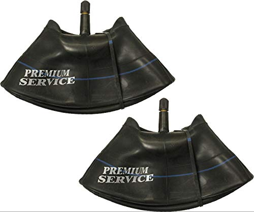 Premium Service 18X8.50-8 18X9.50-8 18.5X8.5-8 Inner Tube for Lawn and Garden, Trailer Tire, Utility Tire TR13 Valve Stem 2 Pack