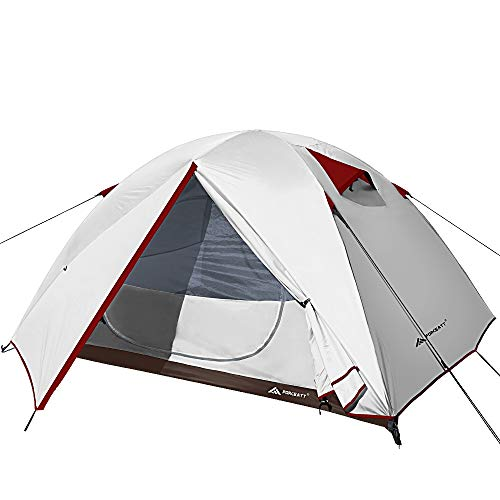 Forceatt Camping Tent,3 Person Tent, Waterproof & Windproof. Lightweight Backpacking Tent, Easy Setup, Suitable for Outdoor and Hiking Traveling