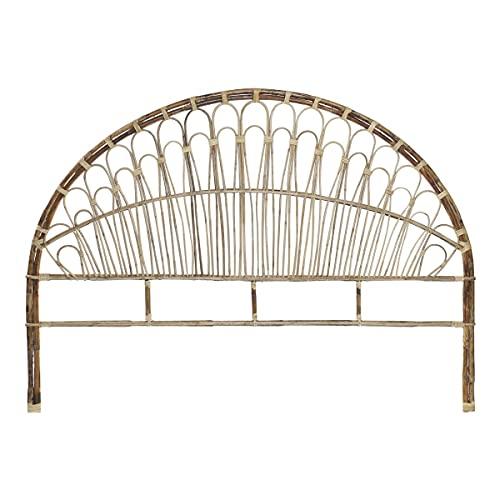 Wadiga - Cabecero de cama de bambú (180 cm)