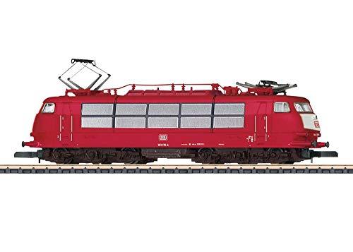 Märklin-E- Lok BR 103 der Db Modellino di Trenino di Scooter Elettrico, Colore: Rosso, 88545