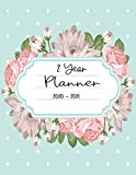 2020-2021 Planner 2 Year: Two Years Planner Calendar Personalized January 2020 up to December 2021 Business Planners with Holidays Contains extra ... Blue Sky backgraound (2 year garden planner)