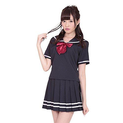 【A&TCollection】純情ダブルラインセーラー服/大人気セーラー!