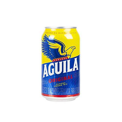 Kolumbianisches Bier der Cerveceria Bavaria, 4% vol., Dose 355ml