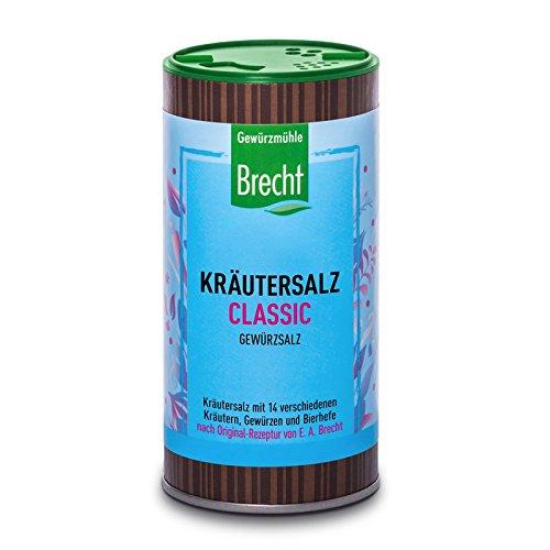 Brecht Kräutersalz classic, 200gr.