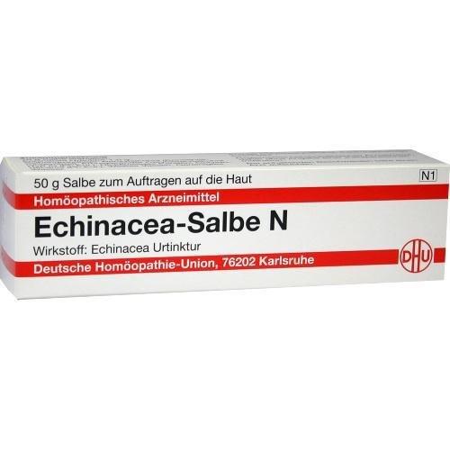 DHU Echinacea-Salbe N, 50 g Salbe