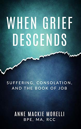 When Grief Descends: Suffering, Consolation, And The Book Of Job by [Anne Mackie Morelli]