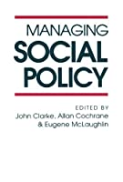 Managing Social Policy by Unknown(1994-07-28)