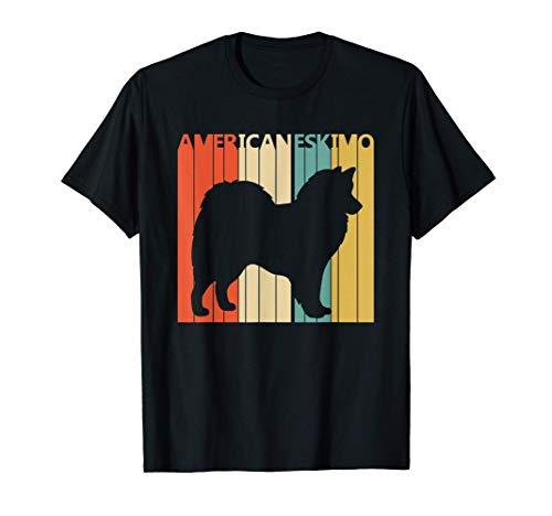 American Eskimo Dog - Perro esquimal americano Camiseta